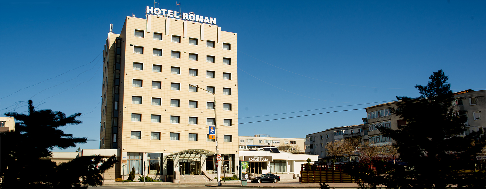 Hotel Roman are un nou proprietar