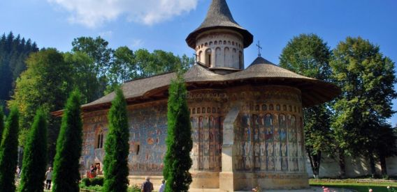 Travel in Moldavia and Bucovina
